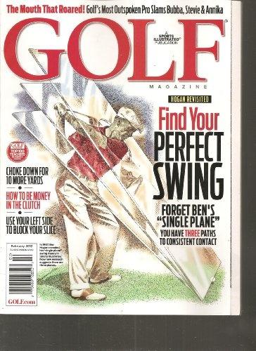 Golf Magazine (Volume 54 No. 2 February 2012) « Library User Group