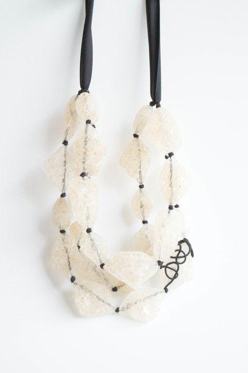Maria Calderara 3-Strand Necklace