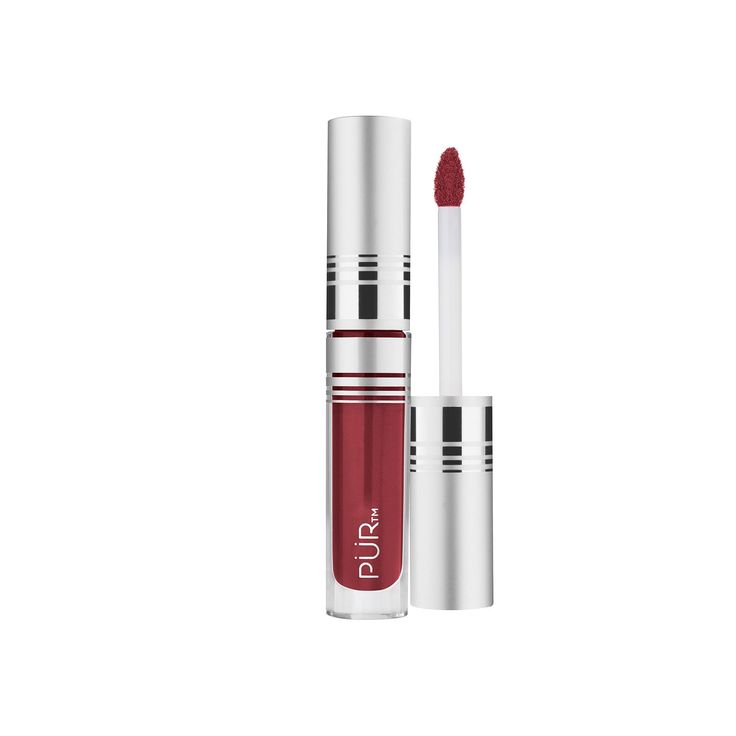 PUR Velvet Matte Liquid Lipstick, Multicolor