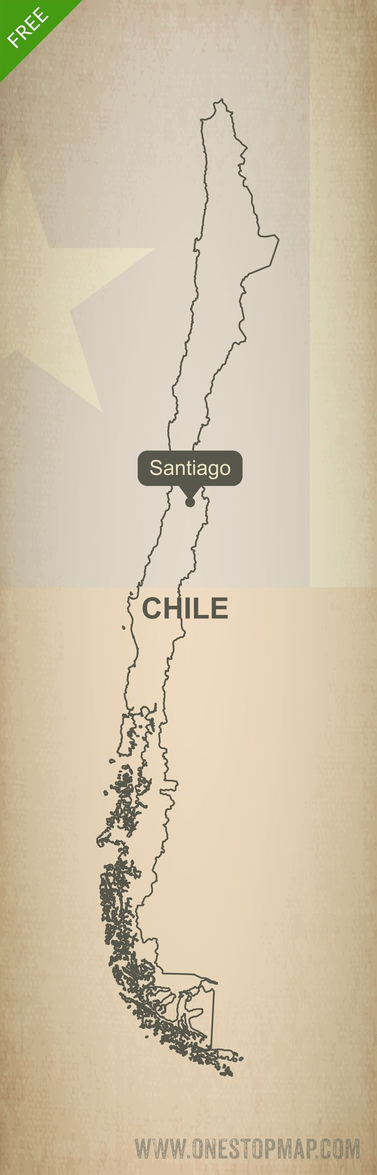 Best Images About Maps Of South America Continent Regions - United states map vector free ai