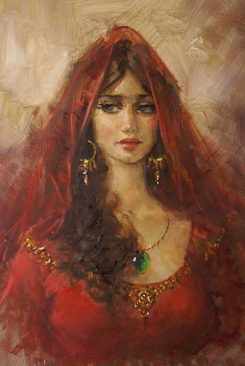 #beautiful #gypsylady  by Remzi Taşkıran