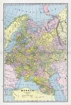 Далматово на Historic Map: Russia, Atlas: World Atlas 1886 Revised 1887, - Historic Map Works, Residential Genealogy ™
