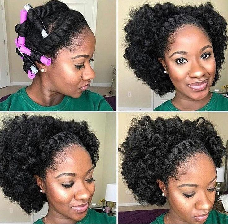 25+ best Natural black hairstyles ideas on Pinterest ...