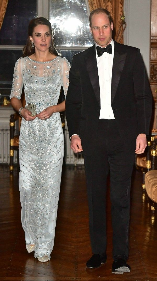 Kate Middleton e o príncipe William (Foto: Getty Images)