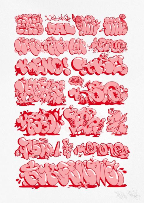 throwies - #graffiti styles