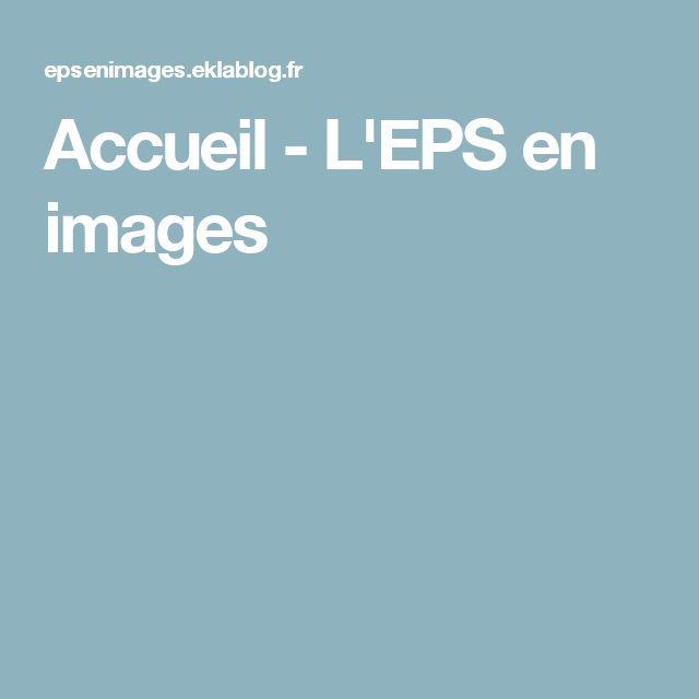 Accueil - L'EPS en images