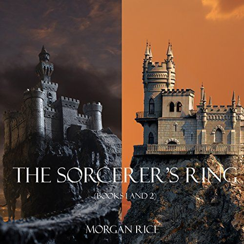 """Another must-listen from my #AudibleApp: """"Sorcerer's Ring Bundle"""" by Morgan Rice, narrated by Wayne Farrell."""