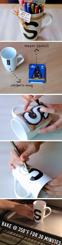 Tea-riffic Teacher | 20 + DIY Christmas Gifts for Teachers From Kids