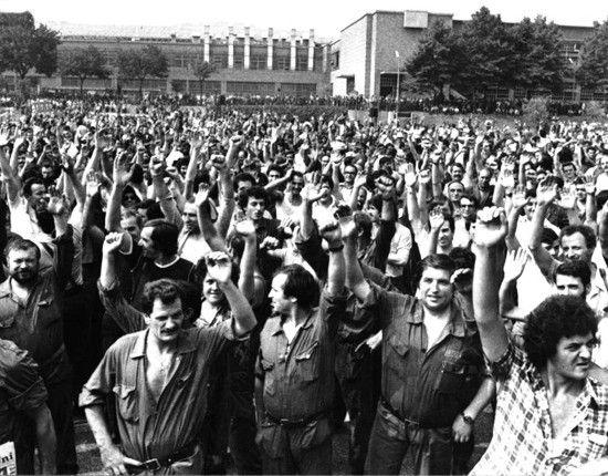 Mirafiori - Dittatura Operaia. Rigidità della rappresentanza e movimento, forza di capillare struttura sindacale e felicità dell'azione, continuità del rigore e antagonismo. Gli anni '70 a Torino.