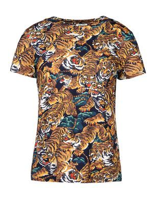 T-shirt with the coveted jungle-inspired print by KENZO.