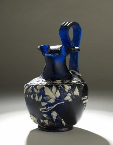 *POMPEII, ITALY ~ The Auldjo jug, made in Rome, found in Pompeii, 25-50. Beautiful!