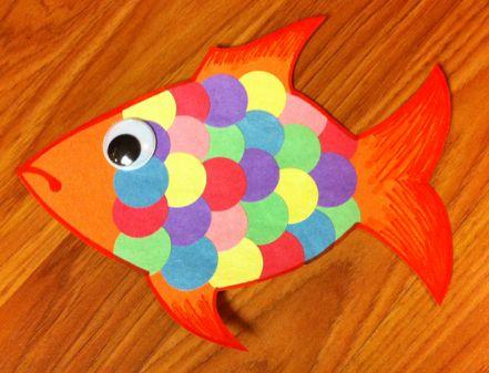 Fish Craft Ideas Crafting