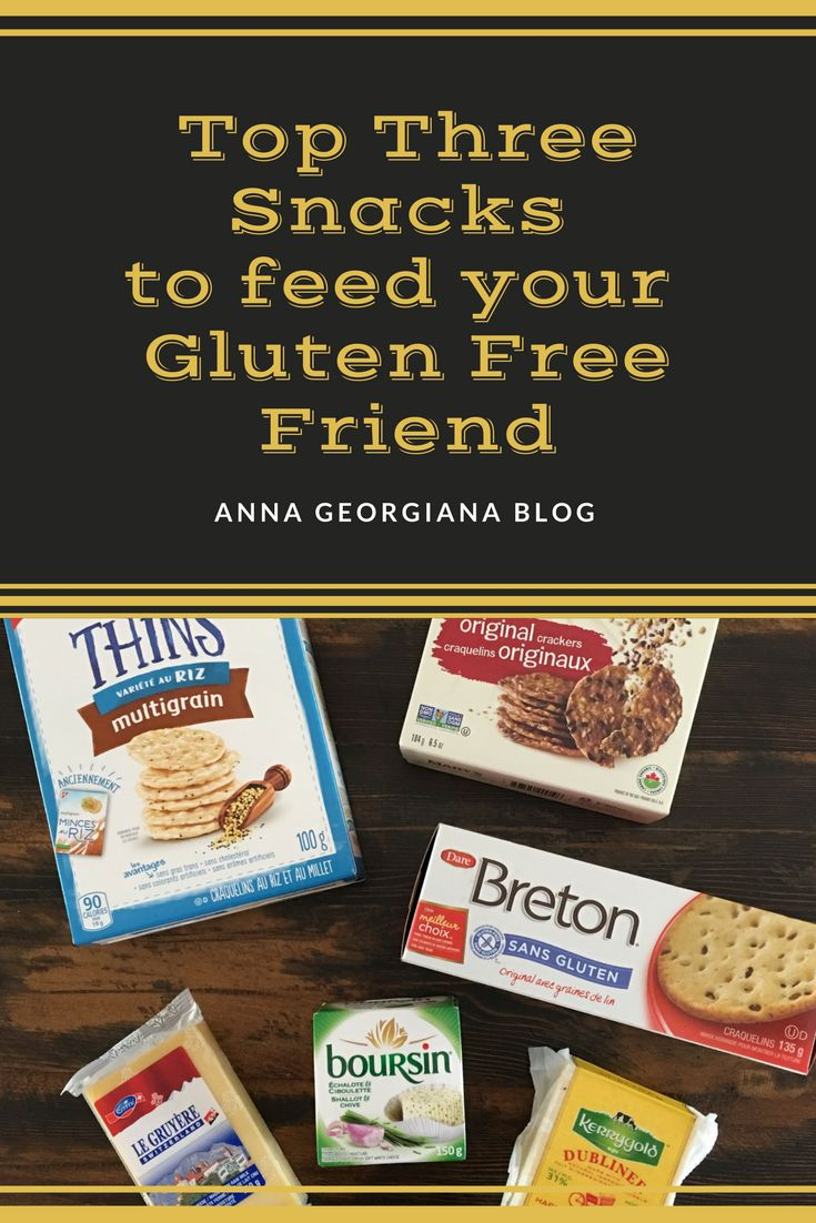 Gluten free friend coming over? Unsure of what gluten free appetizers to serve? Here are 3 ideas that are available at any grocery store.