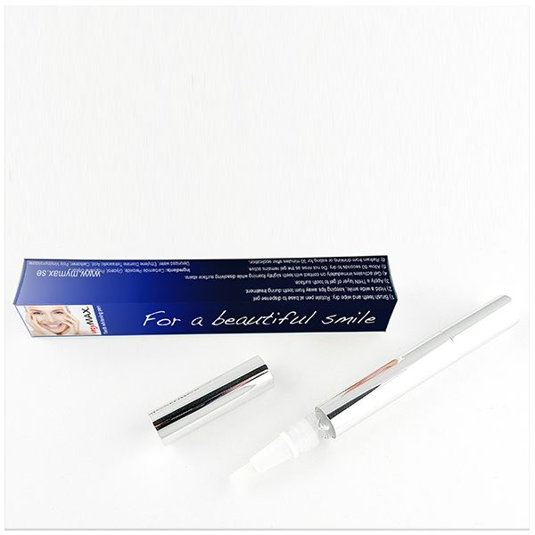 MyMAX tandblekningspenna ger dig vita tänder både snabbt, smärtfritt och billigt. Med ett PH-värde på 7 så kommer myMAX tandblekningspenna inte att skada din emalj!  http://www.hairmax.se/tandblekningspenna-mymax-35