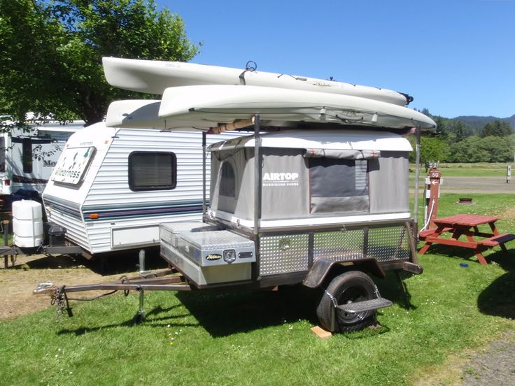 600 Best Images About Camper Trailers On Pinterest