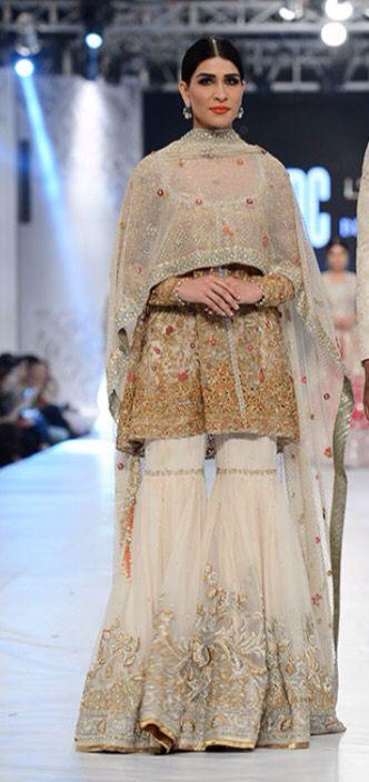 Samia Maskatiya Pakistani couture