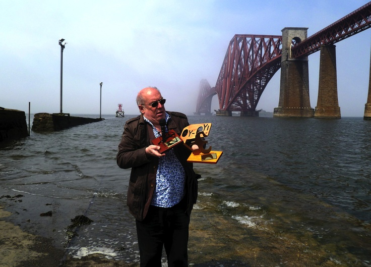 John Fleming juggles responsibility for the three Malcolm Hardee Comedy Awards at the Edinburgh Fringe