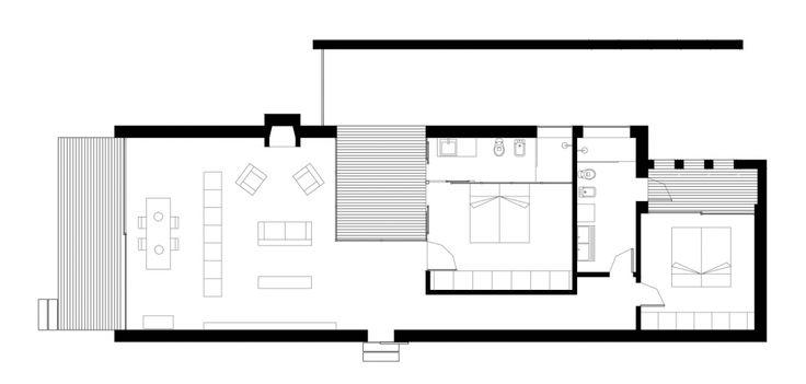 Residencia en Sarginesco, Italia / Archiplan Studio