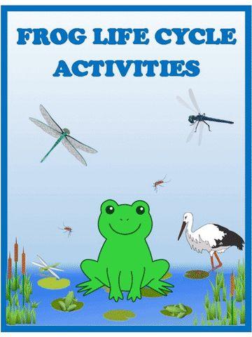 Frog Life Cycle Activties