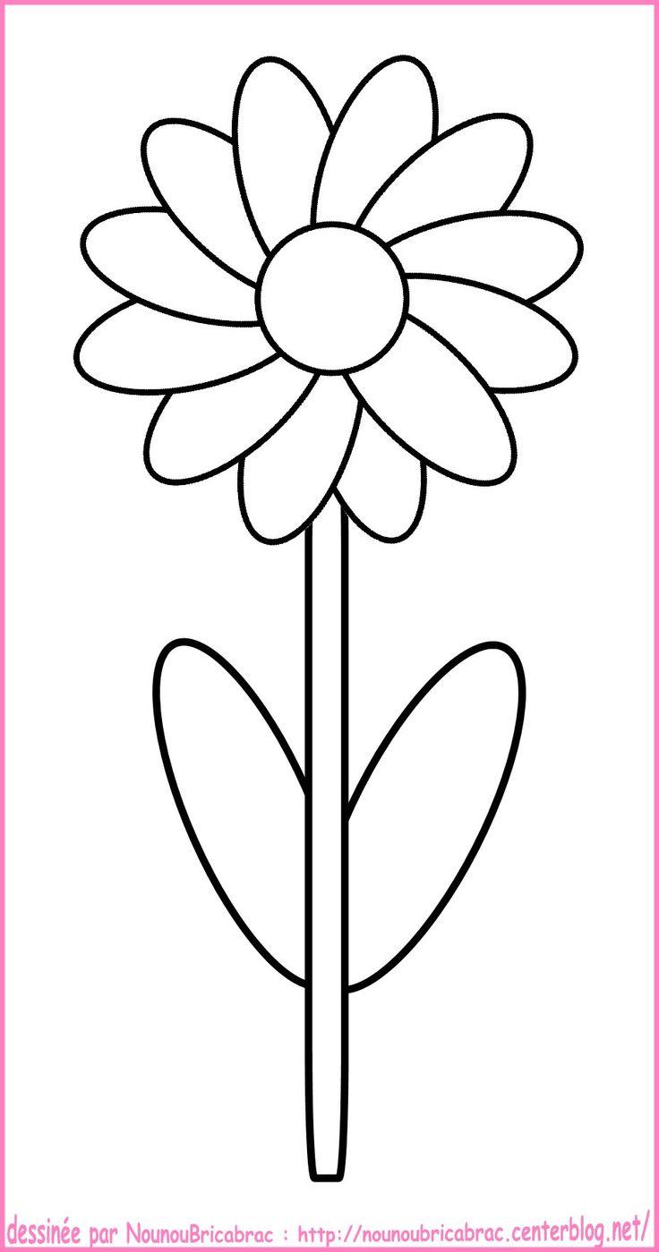33 best bricolage de printemps images on pinterest - Dessin de printemps ...