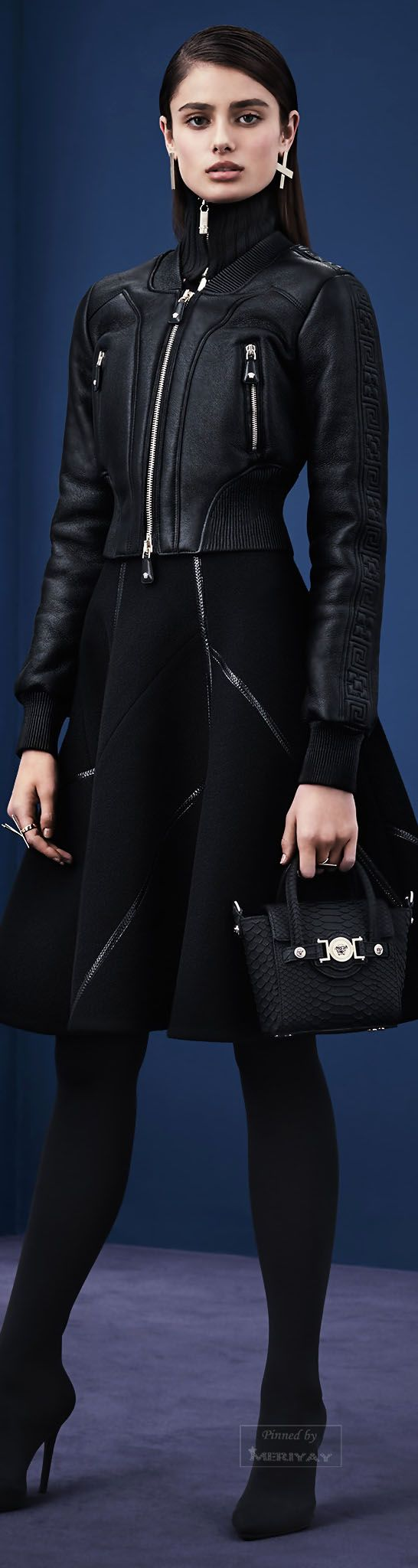 Versace Pre-Fall 2015 | The House of Beccaria~