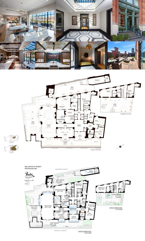 2872 best New York Apartments images on Pinterest | Floor plans ...