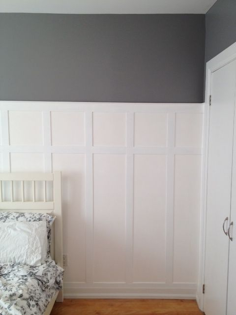 Shaker Wainscoting Diy Woodworking Projects Amp Plans