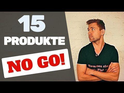 15 PRODUKTE, die ich NIE wieder kaufe! | Max GREEN - YouTube