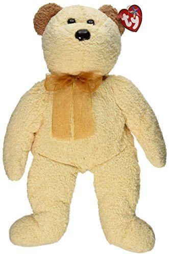 TY Beanie Buddy - HUGGY the Bear