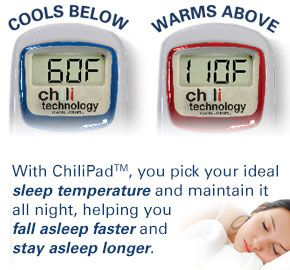 Heating and Cooling Mattress Pad | CozyWinters