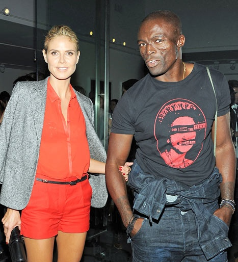Loved this couple together :( Seal, Heidi Klum