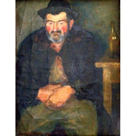 Gemälde Opa (aus Jahr 1961)