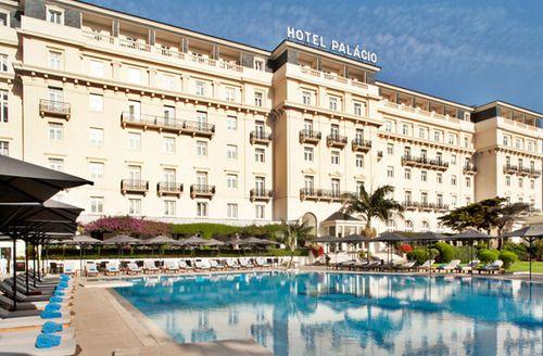 Palacio Estoril Hotel, Lisbon, Portugal - On Her Majesty's Secret Service (1969) - TOP 10 James Bond Hotel Check-Ins