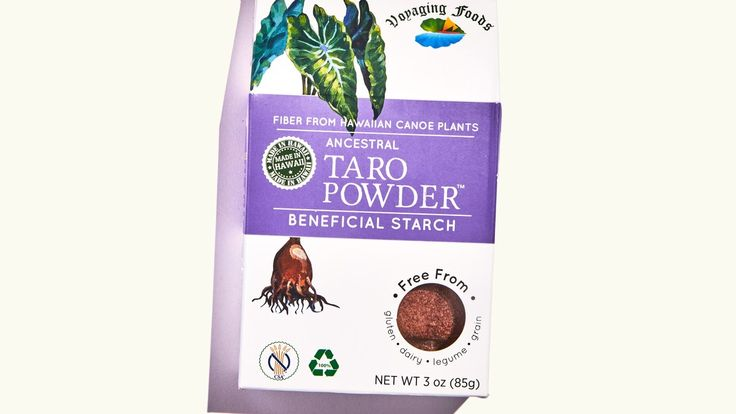 Taro flour is making its way to the mainland... and onto your breakfast plate.