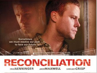 """Fatherhood Movie Review - Reconciliation (2009). This movie shows how difficult, but worthwhile, it is to forgive our fathers/parents.   Who Should Watch: Razors  Duration: 101 min.  Who's In It: Eric Nenniger, Jack Maxwell and Chelsey Crisp    """"Reconciliation"""" has gone where no Christian movie has gone before. At its' core, it's a story about an estranged father and son reconnecting and reconciling."""