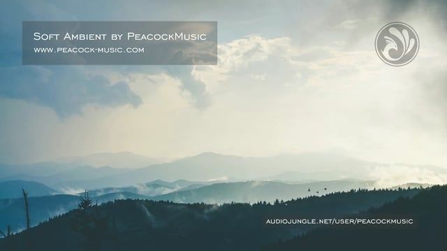 Royalty Free Music - Atmospheric - background track features pianos, synths, pads and drums.   Buy here Royalty-Free Music for commercial use: http://audiojungle.net/item/soft-ambient/9558829?ref=PeacockMusic    ref=PeacockMusic  Visit my Website: http://peacock-music.com
