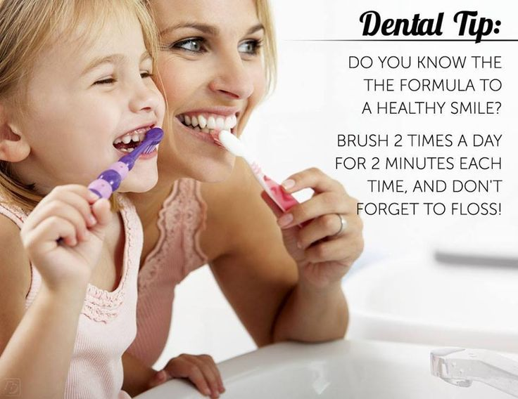 Did you brush and floss today? Emergency dentist
