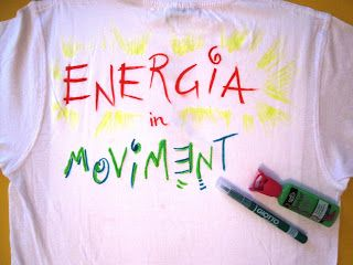 immagin@rti: T-SHIRT for FLASH MOB. Step TWO. TUTORIAL