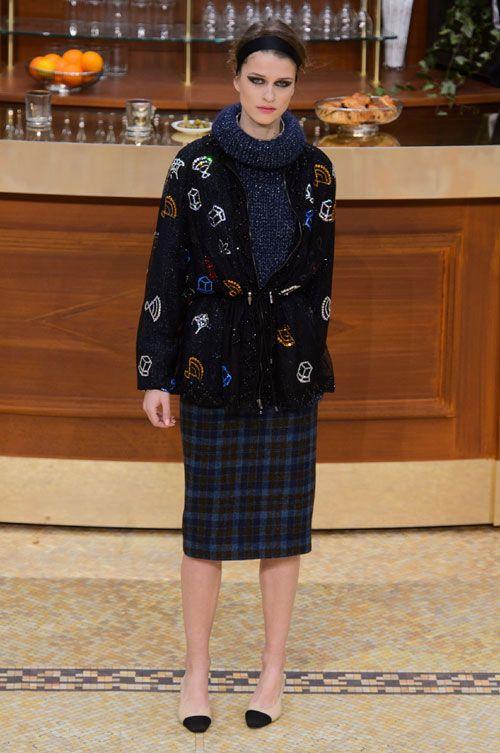 Chanel toamna iarna 2015-2016 (14) - Elle.ro