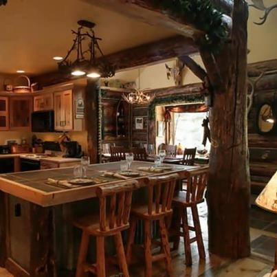Western Kitchen I Can Only Dream Western Decorationsdecorations