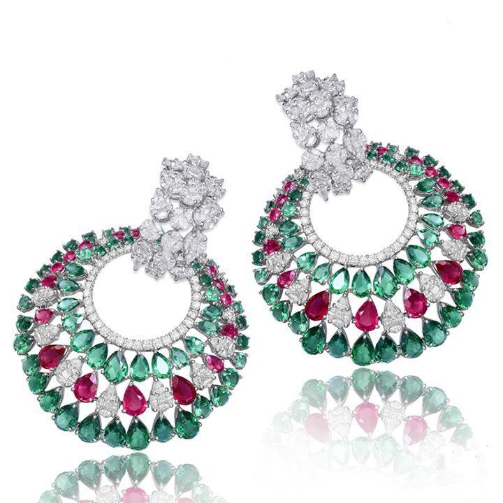 1087 best Earrings images on Pinterest   Diamond earrings, Jewels ...