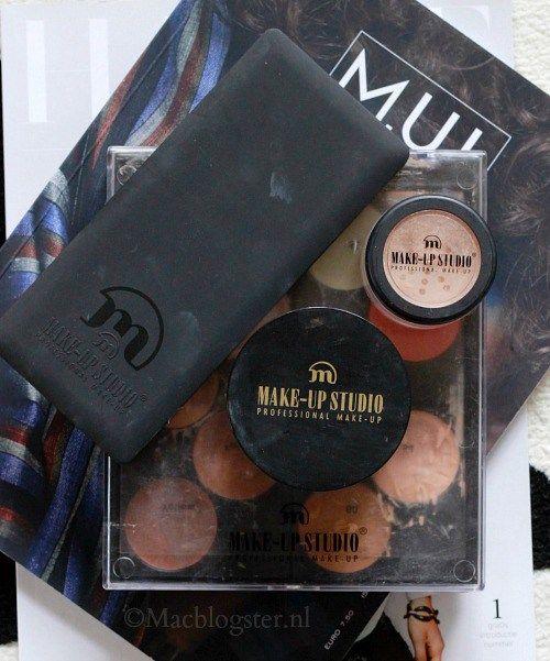 Makeup Studio: Professionele Make-up Merken waar visagisten mee werken