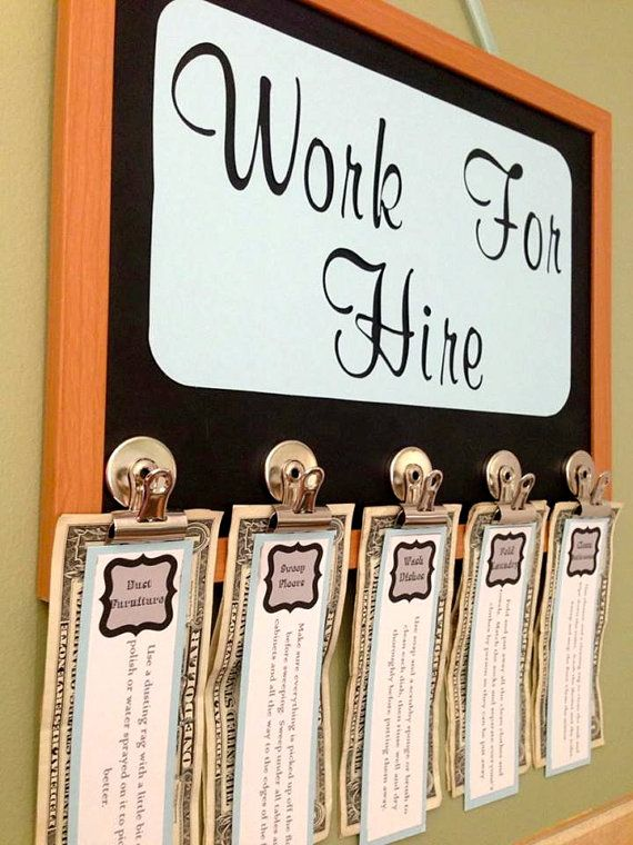 Work for Hire Kit INSTANT DOWNLOAD by HomeMadeStew on Etsy, $12.00