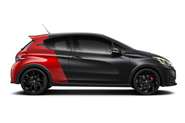Peugeot 208 Phase II GTi 30th