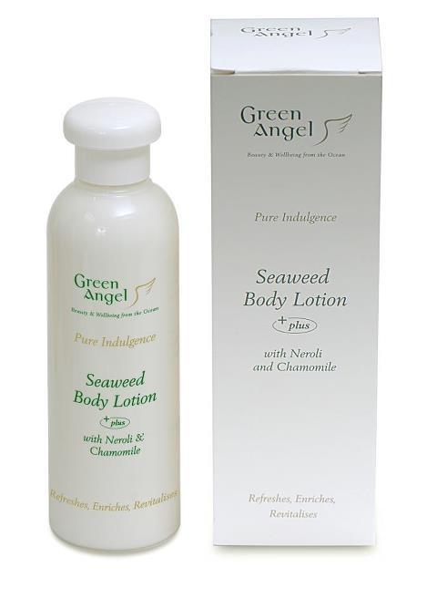 Green Angel Body Lotion