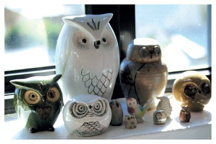 I want ALL of these owls :D
