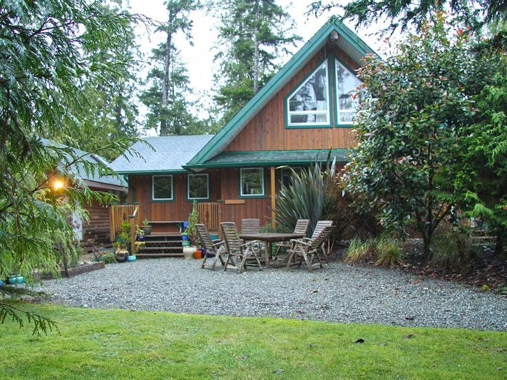 House vacation rental in Tofino, BC, Canada from VRBO.com! #vacation #rental #travel #vrbo