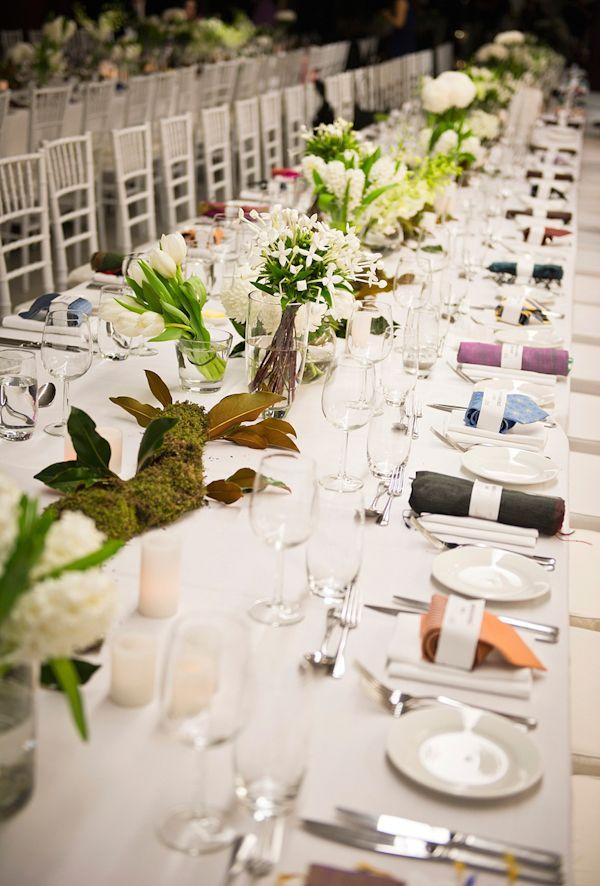 Chic and Unique Wedding Reception Ideas