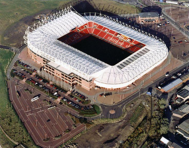 Sunderland Association Football Club - Stadium of Light - Monkwearmouth, Sunderland - England