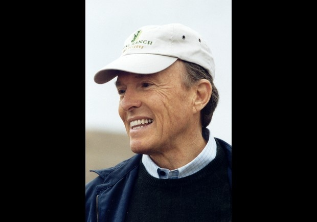 80 year old Donald Bren of the Irvine Company; net worth 13 billion.